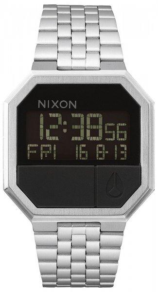 Zegarek męski Nixon re-run A158-000 - duże 3