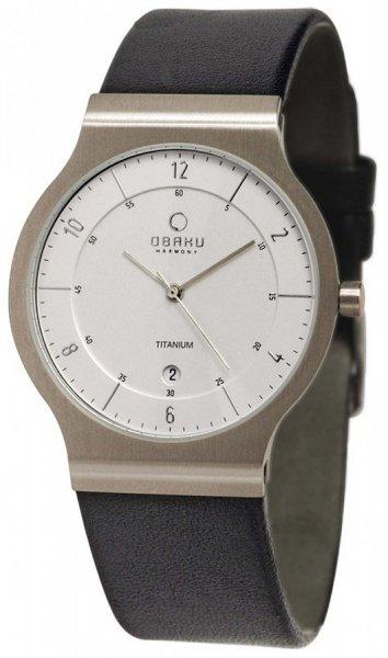 Zegarek Obaku Denmark V133GTIRB - duże 1