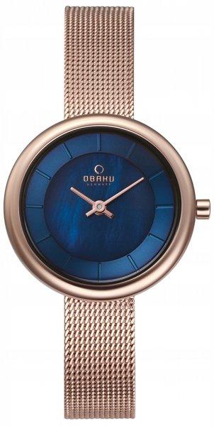 Zegarek Obaku Denmark V146LVLMV - duże 1