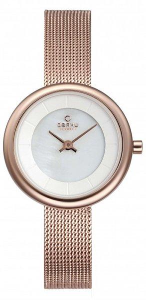 Zegarek damski Obaku Denmark bransoleta V146LVWMV - duże 1