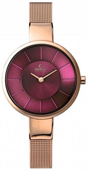 Zegarek Obaku Denmark V149LVQMV - duże 1