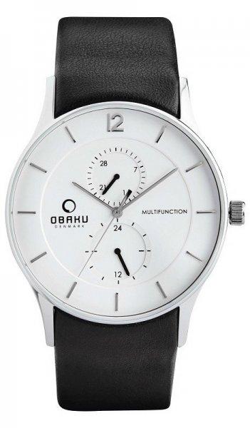 Zegarek Obaku Denmark V157GMCIRN - duże 1