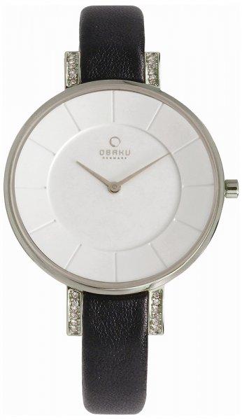 Zegarek Obaku Denmark V158LECIRB - duże 1