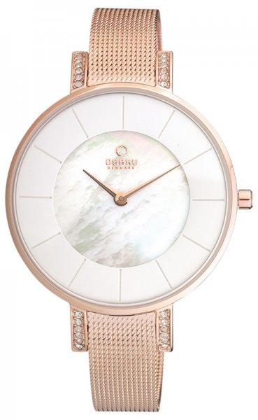Zegarek Obaku Denmark V158LEVWMV - duże 1