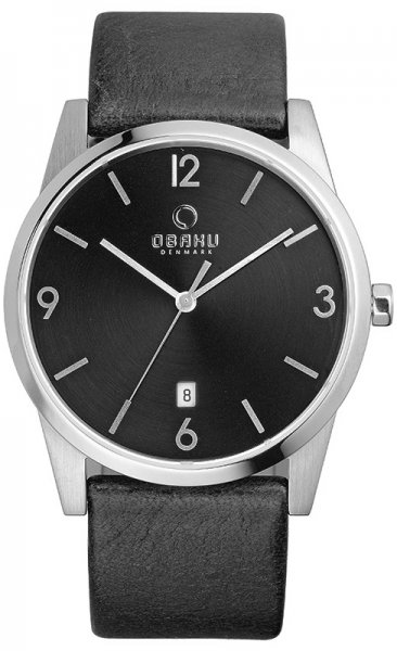 Zegarek Obaku Denmark V169GDCBRB - duże 1