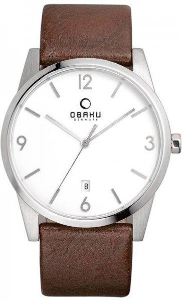 Zegarek Obaku Denmark V169GDCIRN - duże 1