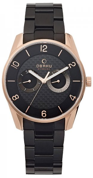 Zegarek Obaku Denmark V171GMVBSB - duże 1