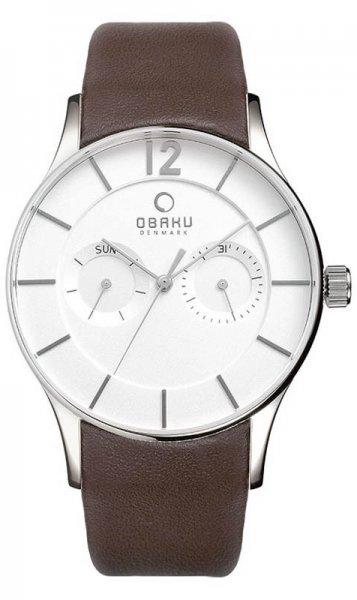Zegarek Obaku Denmark V175GMCIRN - duże 1