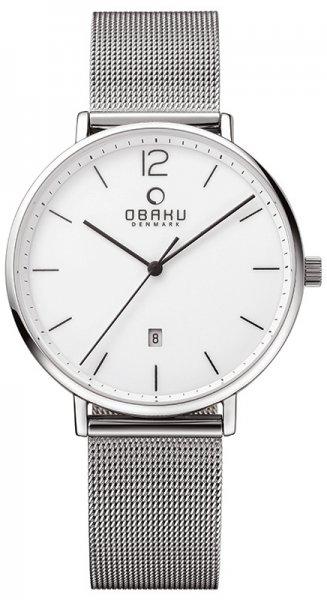 Zegarek Obaku Denmark V181GDCWMC - duże 1