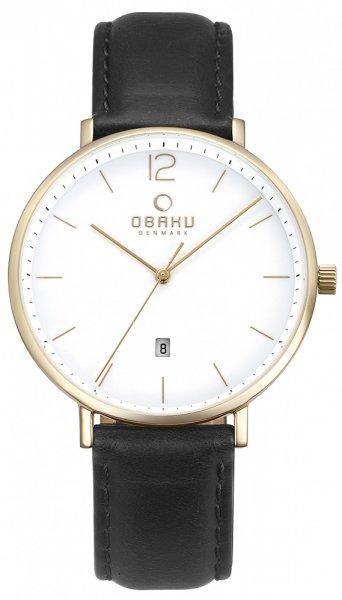 Zegarek Obaku Denmark V181GDGWRB - duże 1