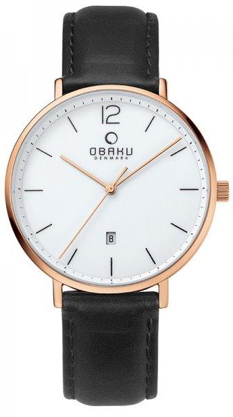 Zegarek Obaku Denmark V181GDVWRB - duże 1