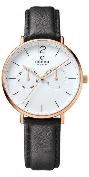 Zegarek Obaku Denmark V182GMVWRB - duże 1