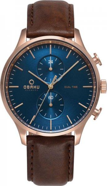 Zegarek Obaku Denmark V196GUVLRN - duże 1