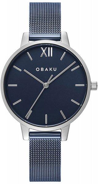 Zegarek Obaku Denmark V209LXCLML - duże 1