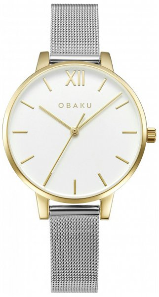 Zegarek Obaku Denmark V209LXGIMC1 - duże 1
