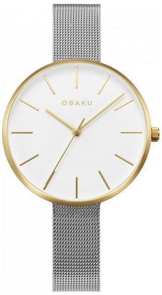 Zegarek Obaku Denmark V211LXGIMC1 - duże 1