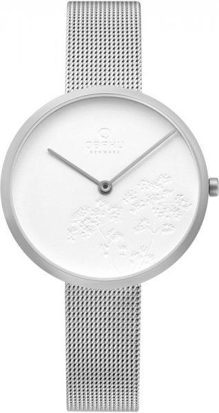 Zegarek Obaku Denmark V219LXCHMC - duże 1