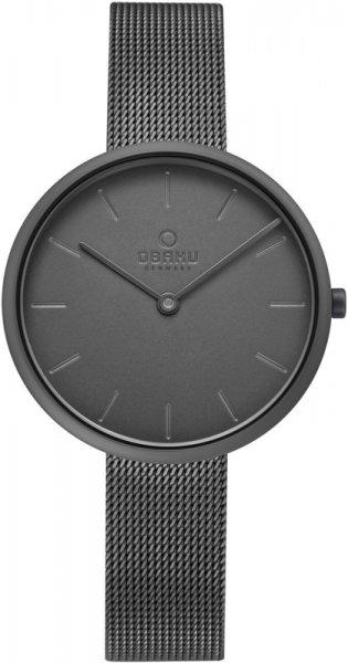 Zegarek Obaku Denmark V219LXUUMU - duże 1