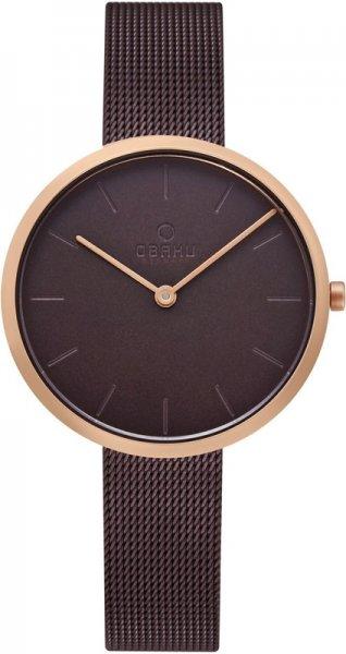 Zegarek Obaku Denmark V219LXVNMN - duże 1