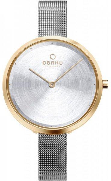 Zegarek Obaku Denmark V227LXGIMC - duże 1