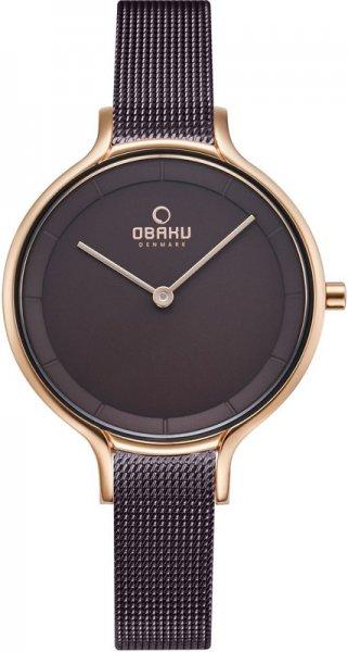 Zegarek Obaku Denmark V228LXVNMN - duże 1