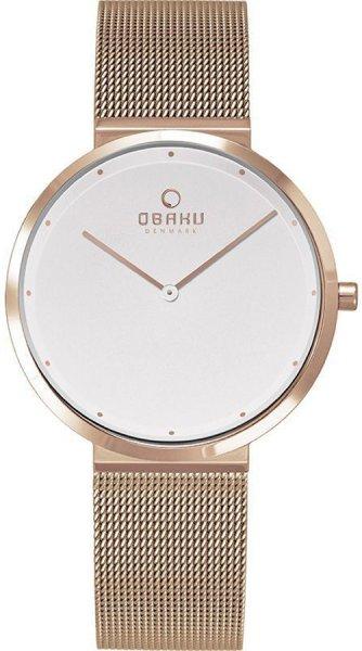 Zegarek Obaku Denmark V230LXVWMV - duże 1