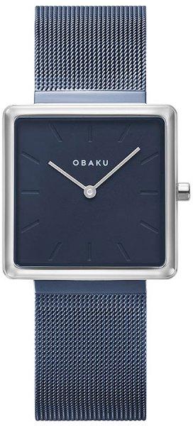 Zegarek Obaku Denmark  V236LXHLML - duże 1