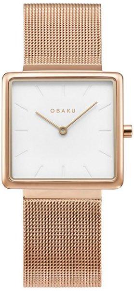 Zegarek Obaku Denmark V236LXVIMV - duże 1