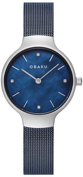 Zegarek Obaku Denmark V241LXCLML - duże 1
