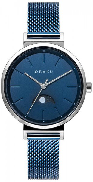 Zegarek Obaku Denmark V243LMCLML - duże 1
