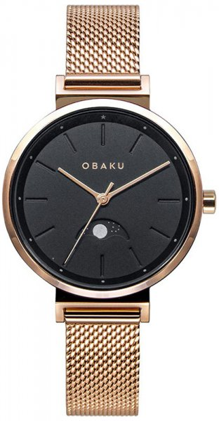 Zegarek Obaku Denmark V243LMVBMV - duże 1
