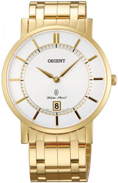 Zegarek męski Orient classic FGW01001W0 - duże 3