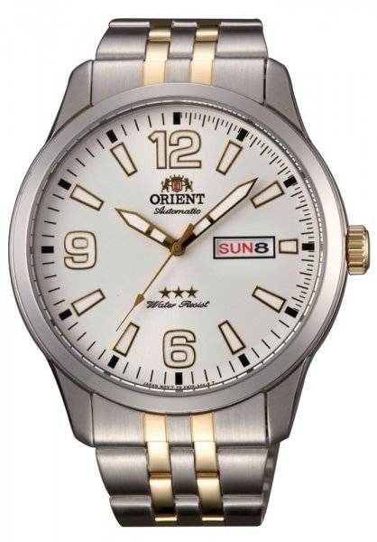 Zegarek Orient RA-AB0006S19B - duże 1