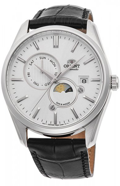 Zegarek męski Orient contemporary RA-AK0305S10B - duże 1