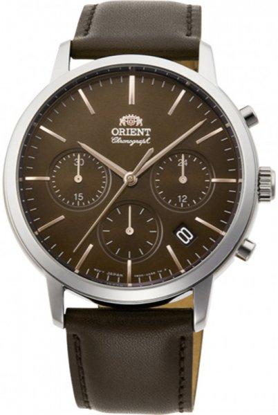 Zegarek męski Orient contemporary RA-KV0304Y10B - duże 1