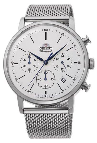 Zegarek męski Orient classic RA-KV0402S10B - duże 1