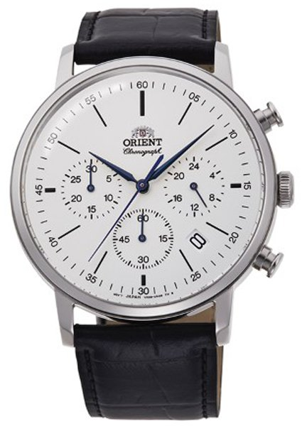 Zegarek Orient RA-KV0405S10B - duże 1