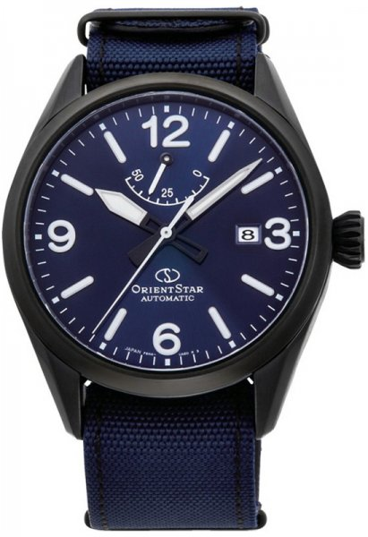 Zegarek Orient Star RE-AU0207L00B - duże 1