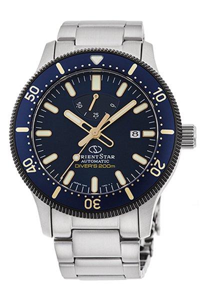 RE-AU0304L00B - zegarek męski - duże 3