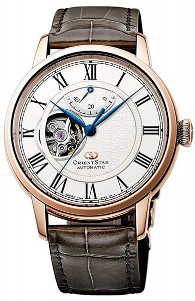 Orient Star RE-HH0003S00B Classic Classic Open Heart