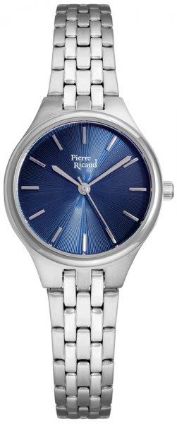 Zegarek damski Pierre Ricaud bransoleta P21030.5115Q - duże 3