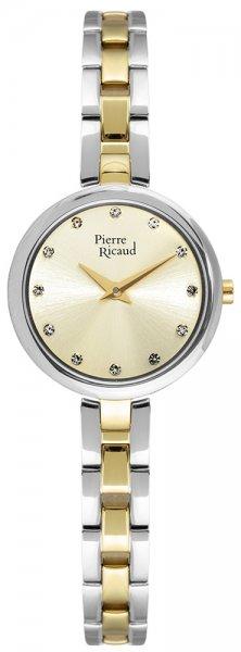 Zegarek damski Pierre Ricaud bransoleta P22013.2141Q - duże 1