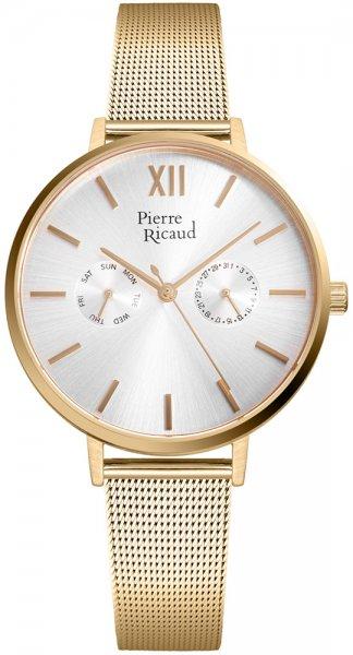 Zegarek damski Pierre Ricaud bransoleta P22110.1163QF - duże 1