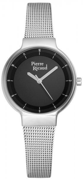 Zegarek damski Pierre Ricaud bransoleta P51077.5114Q - duże 1
