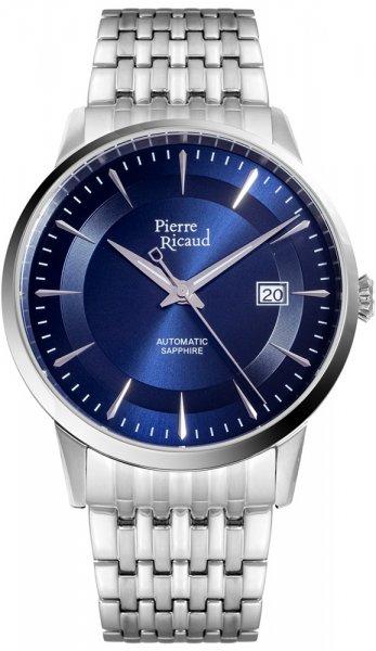Zegarek Pierre Ricaud P60029.5115A - duże 1