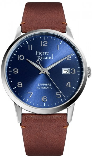 Zegarek Pierre Ricaud  P60029.5B25A - duże 1