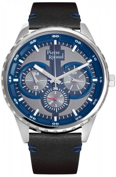 Zegarek Pierre Ricaud P60031.5N15QF - duże 1