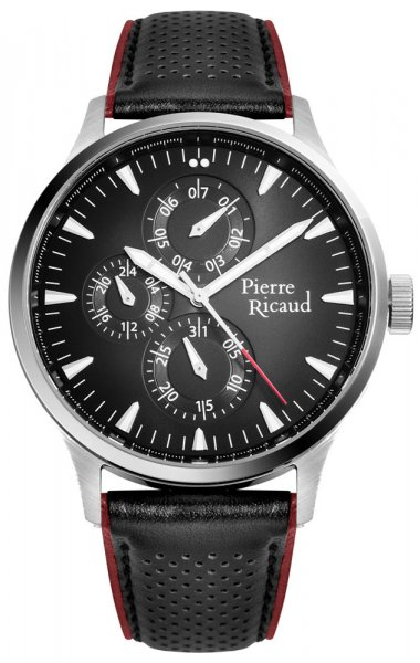Zegarek Pierre Ricaud P60032.5214QF - duże 1
