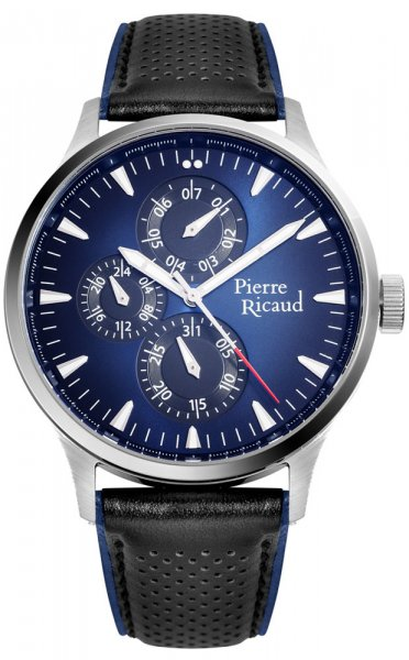 Zegarek Pierre Ricaud P60032.5215QF - duże 1