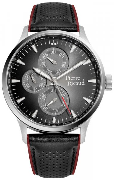Zegarek Pierre Ricaud P60032.5217QF - duże 1